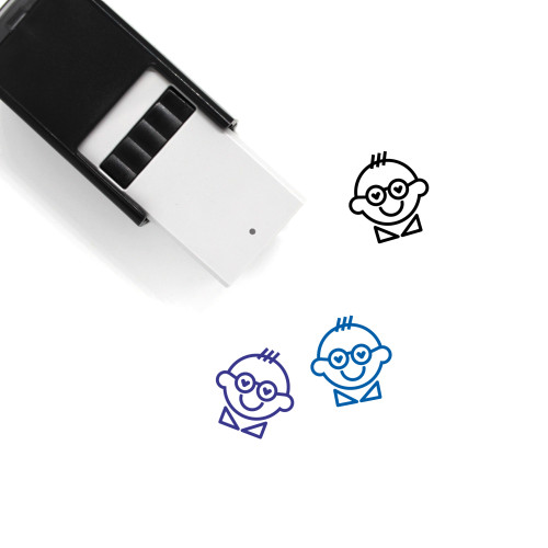 In Love Self-Inking Rubber Stamp No. 64