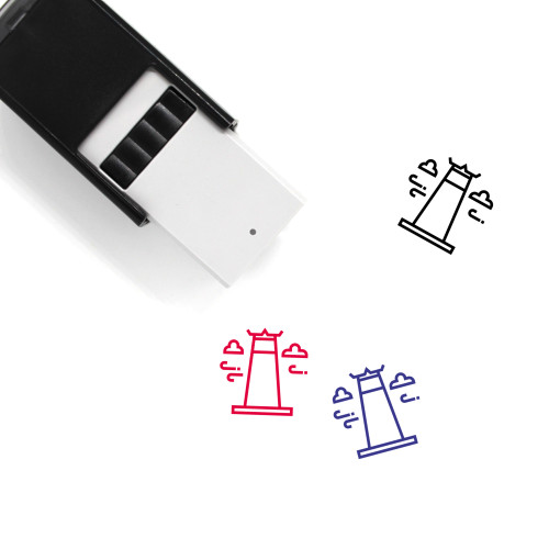 Giant Swing Self-Inking Rubber Stamp No. 1