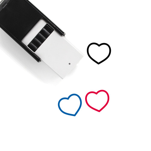 Love Self-Inking Rubber Stamp No. 628