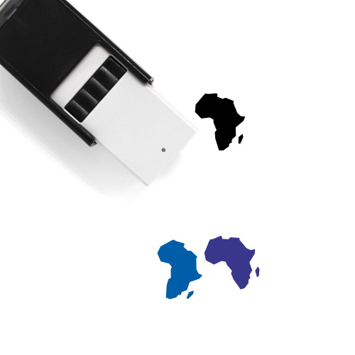 Africa Self-Inking Rubber Stamp No. 56