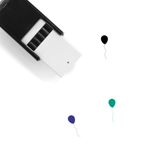 Balloon Self-Inking Rubber Stamp No. 155