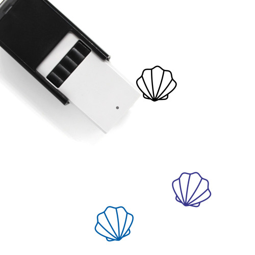 Shell Self-Inking Rubber Stamp No. 44