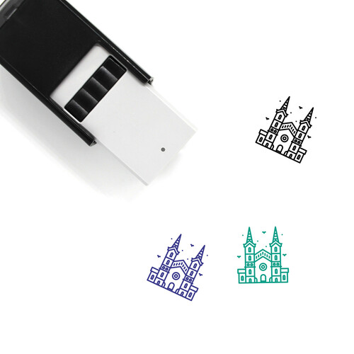 City Hall Self-Inking Rubber Stamp No. 29