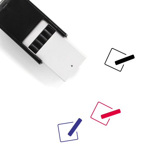 Edit Self-Inking Rubber Stamp No. 98