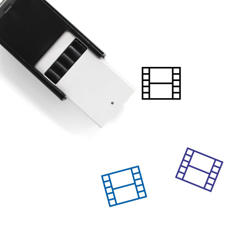 Film Self-Inking Rubber Stamp No. 43