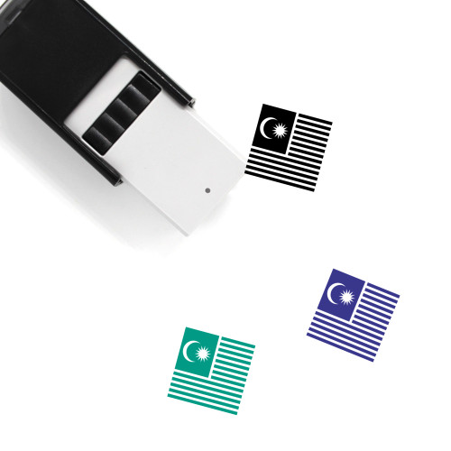 Malaysia Self-Inking Rubber Stamp No. 31