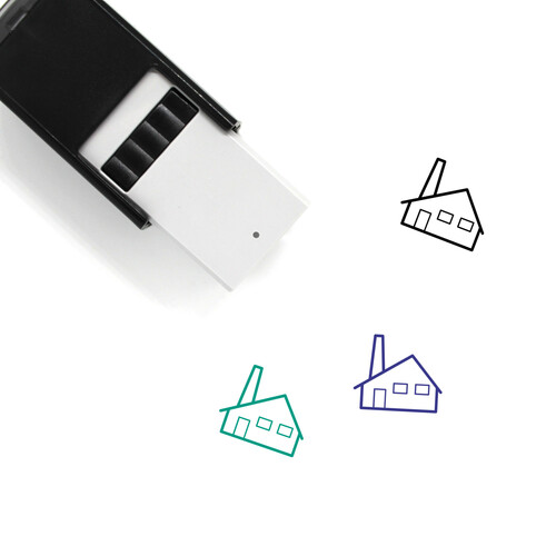 Truck Self-Inking Rubber Stamp No. 241