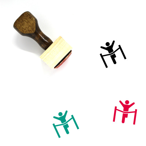 Victory Wooden Rubber Stamp No. 47