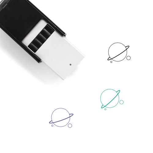 Planet Self-Inking Rubber Stamp No. 270