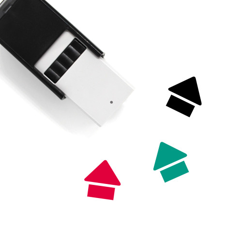 House Self-Inking Rubber Stamp No. 393