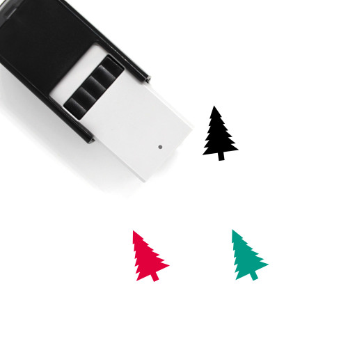 Tree Self-Inking Rubber Stamp No. 346