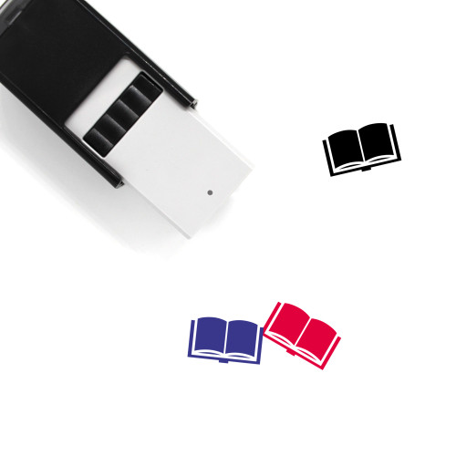 Book Self-Inking Rubber Stamp No. 707