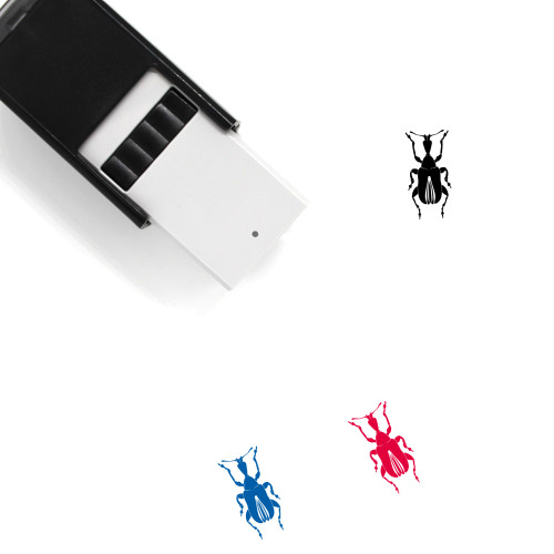 Bug Self-Inking Rubber Stamp No. 65