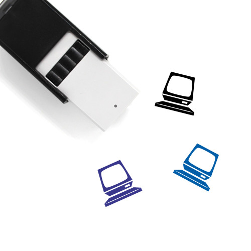 Computer Self-Inking Rubber Stamp No. 194
