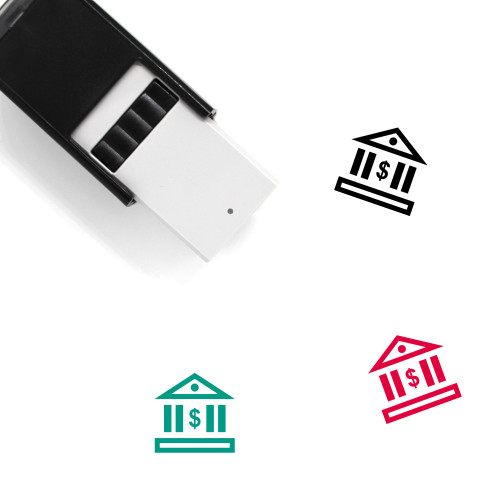 Banking Self-Inking Rubber Stamp No. 47