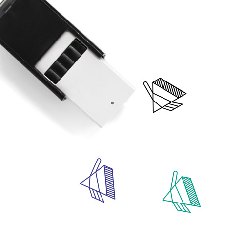 Prism Self-Inking Rubber Stamp No. 31