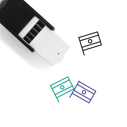 Argentina Self-Inking Rubber Stamp No. 24