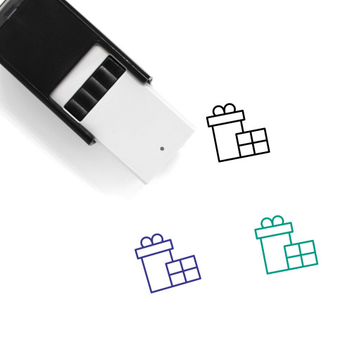 Gifts Self-Inking Rubber Stamp No. 39