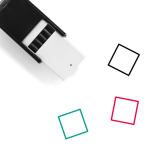 Stop Self-Inking Rubber Stamp No. 106