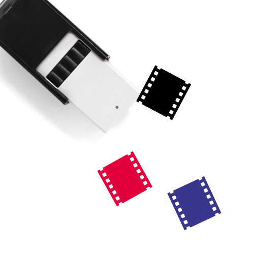 Film Self-Inking Rubber Stamp No. 48