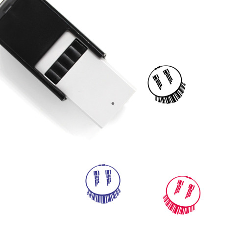 Jewellery Self-Inking Rubber Stamp No. 29