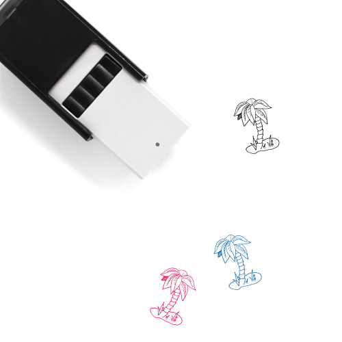 Palm Self-Inking Rubber Stamp No. 157