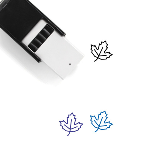 Maple Self-Inking Rubber Stamp No. 36
