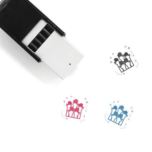 Democracy Self-Inking Rubber Stamp No. 29