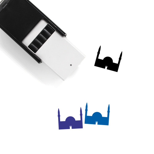 Mosque Self-Inking Rubber Stamp No. 305