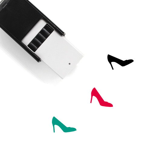 High Heels Self-Inking Rubber Stamp No. 15