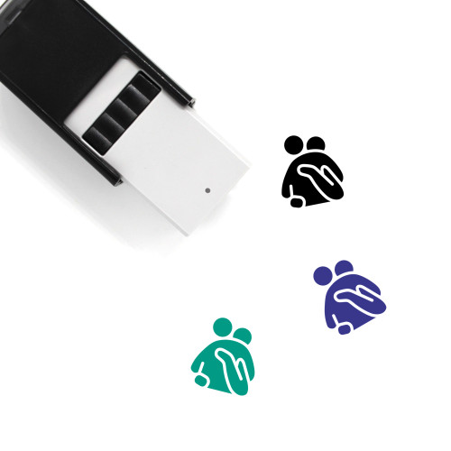 Forgiveness Self-Inking Rubber Stamp No. 4