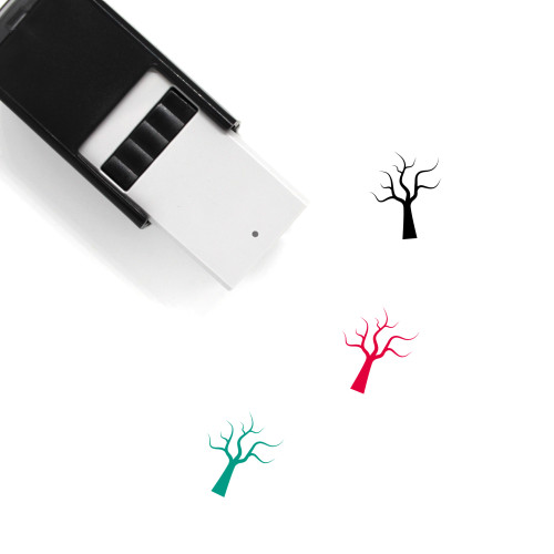 Dry Tree Self-Inking Rubber Stamp No. 13