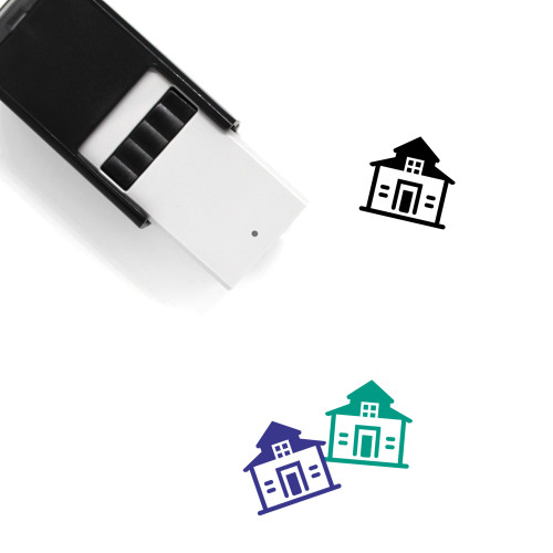 House Self-Inking Rubber Stamp No. 405
