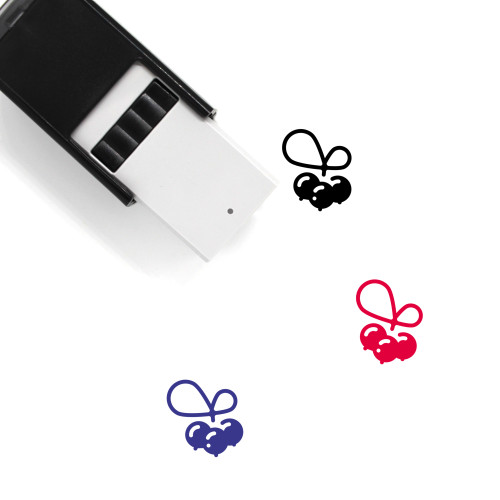 Berry Self-Inking Rubber Stamp No. 42