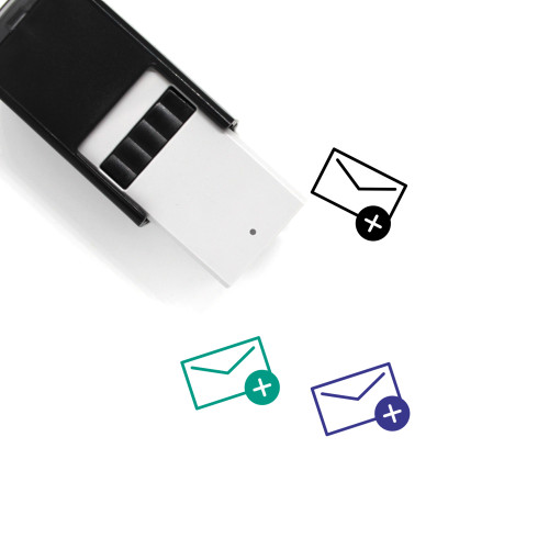 New Mail Self-Inking Rubber Stamp No. 25