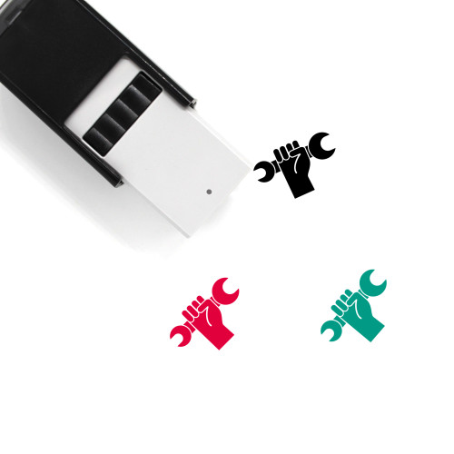 Labor Self-Inking Rubber Stamp No. 31