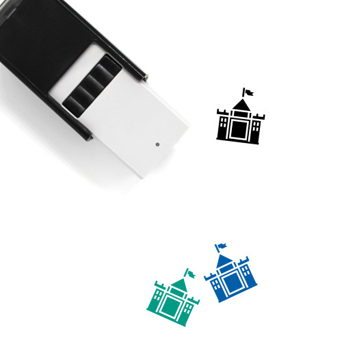 Castle Self-Inking Rubber Stamp No. 231