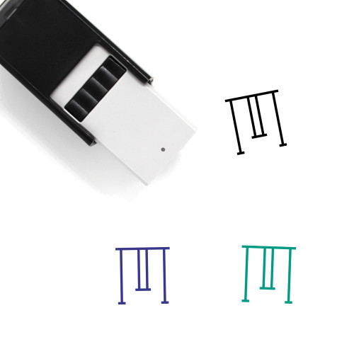 Swing Self-Inking Rubber Stamp No. 10