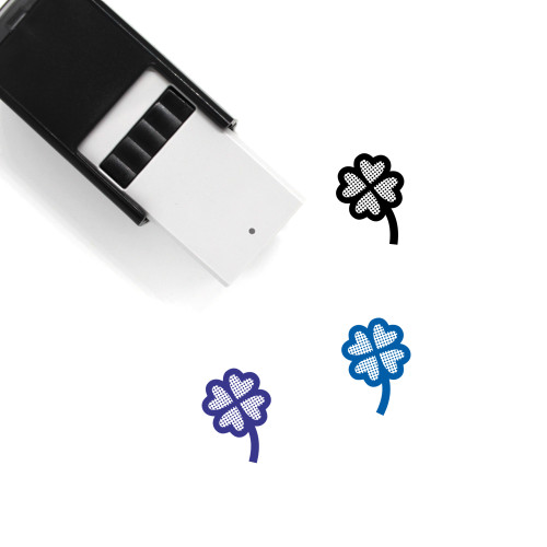 Clover Self-Inking Rubber Stamp No. 104