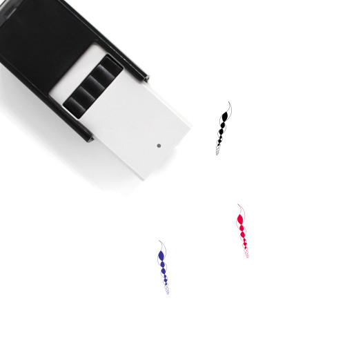 Le Corbusier Self-Inking Rubber Stamp No. 10