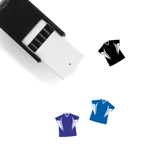 Uniform Self-Inking Rubber Stamp No. 8