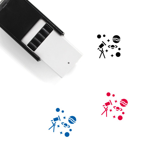 Discover Self-Inking Rubber Stamp No. 36