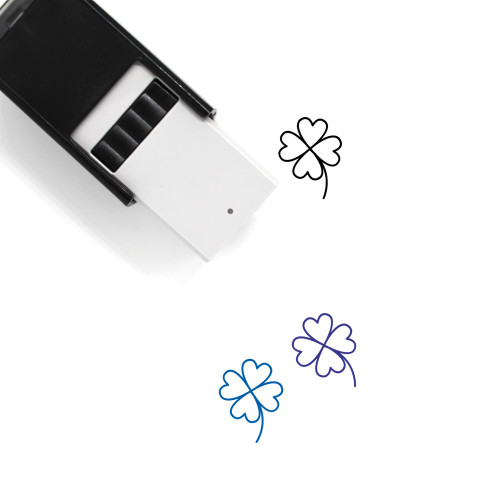 Clover Self-Inking Rubber Stamp No. 105