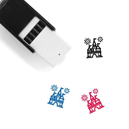 Castle Self-Inking Rubber Stamp No. 234