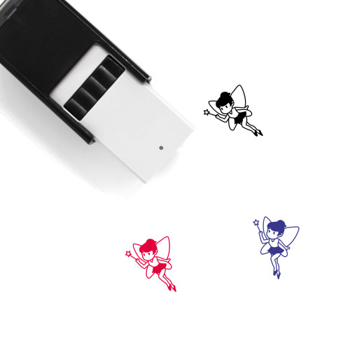 Fairy Self-Inking Rubber Stamp No. 14