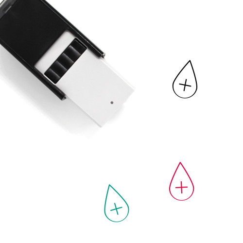 Heal Self-Inking Rubber Stamp No. 10