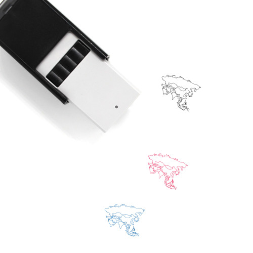 Asia Self-Inking Rubber Stamp No. 29