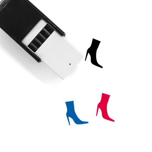 High Heels Self-Inking Rubber Stamp No. 16
