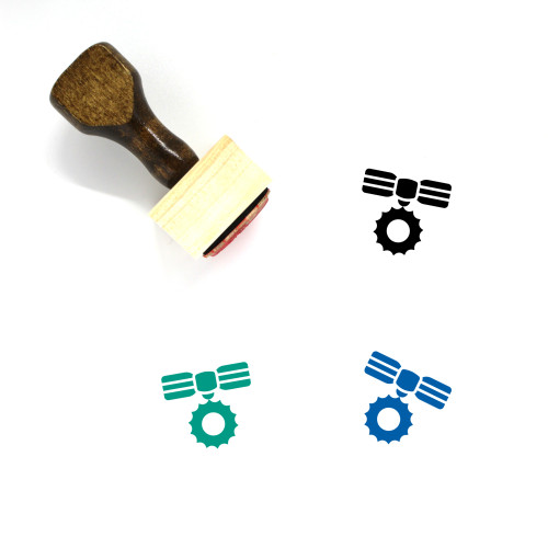 Medal Of Honor Wooden Rubber Stamp No. 11