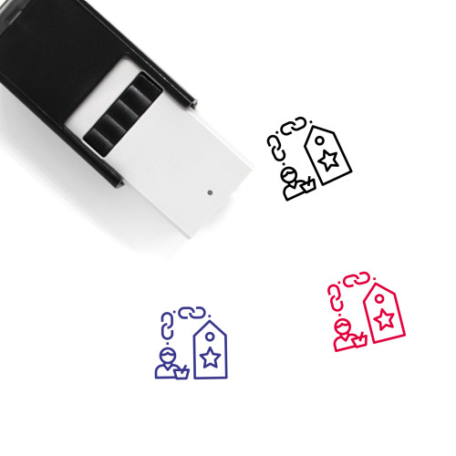 Engagement Self-Inking Rubber Stamp No. 31
